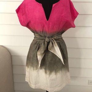EUC Calypso St. Barth Silk Casual Island Dress S